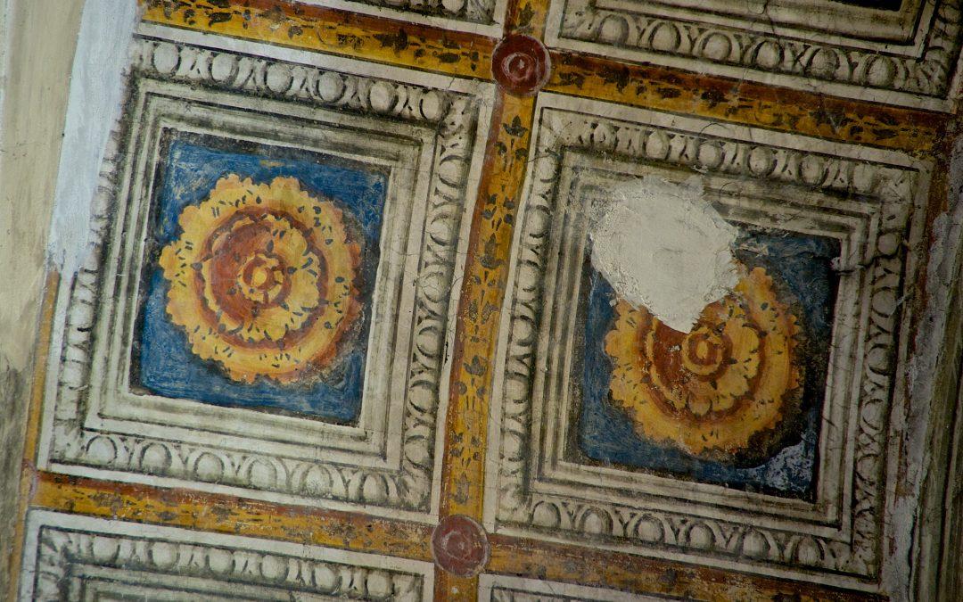 Alcuni affreschi rinascimentali inediti in Santa Maria del Gradaro