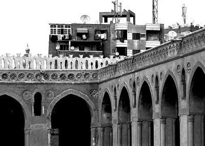 EGITTO moschea Ibn Tulun al Cairo