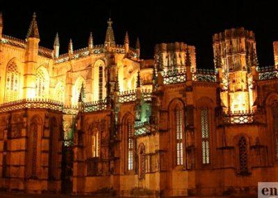 PORTOGALLO cattedrale di Batalha